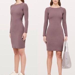 NWT Lululemon Contour Dress Nulu